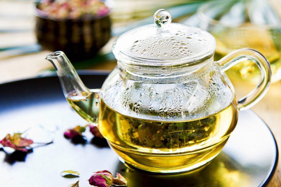 חליטת תה לחורף הקר