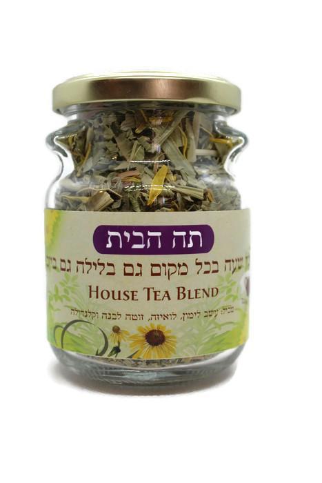 חליטת תה הבית