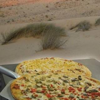 פנטזיה במדבר פיצה בבאר מילכה