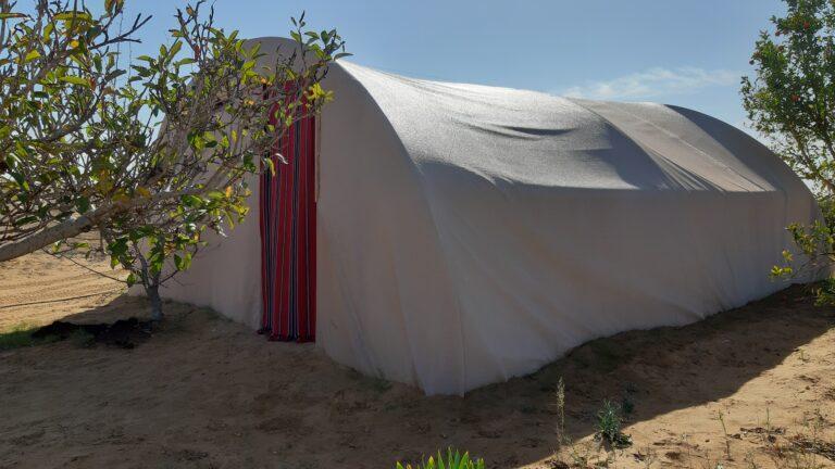 אוהל אירוח משפחתי