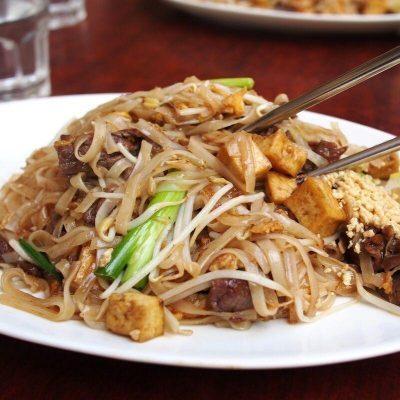 אצל יאיר אוכל תאילנדי